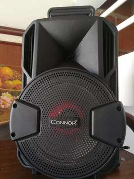 Se vende parlante recargable nueva marca Connor nueva