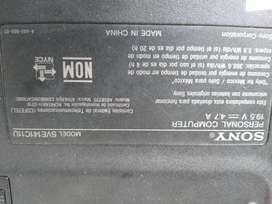 Cargador y botón encendido Sony Vaio SVE141C11U