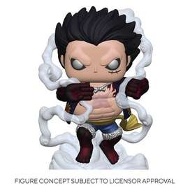 Funko Pop Luffy 4Th One piece exclusivo Special edition
