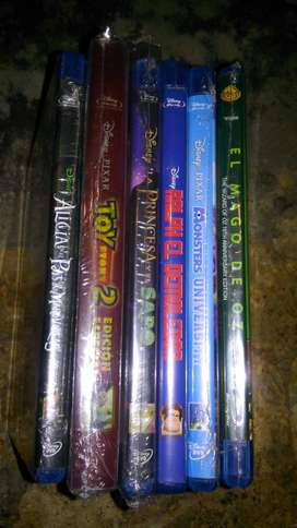 vendo coleccion en bluray