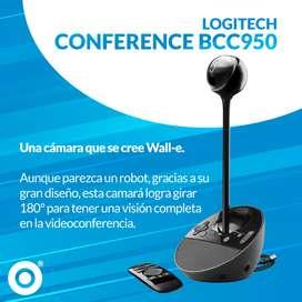 Logitech Conference BCC950 Web cam