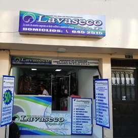 Vendo agencia de Lavandería