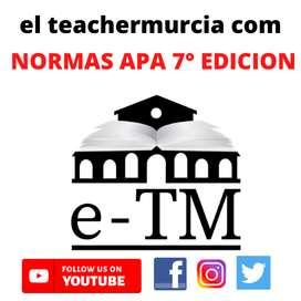 Normas APA 7° Edición y Apoyo Académico Universitario