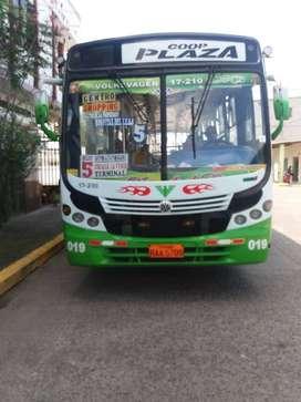 Vendo bus urbano Quevedo