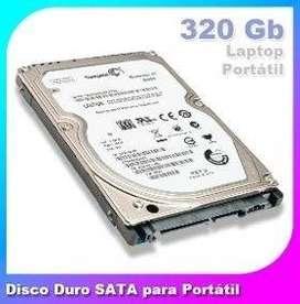 Disco Duro De Laptop 320 Gb Sata