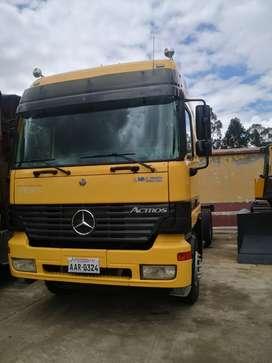 Mercedes Benz Actros 3348, 2001, mula camion