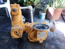 Control liquid y válvulas industriales