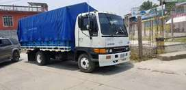 Hino FA 1517 motor turbo interculer