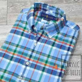Camisa polo ralph lauren y tommy