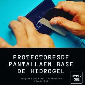 Protectores en HidroGel
