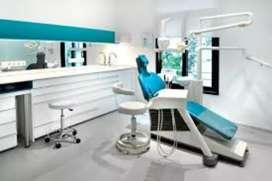 Busco socio para abrir clínica dental