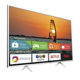 Smart Tv Philips Televisor Led Full Hd43