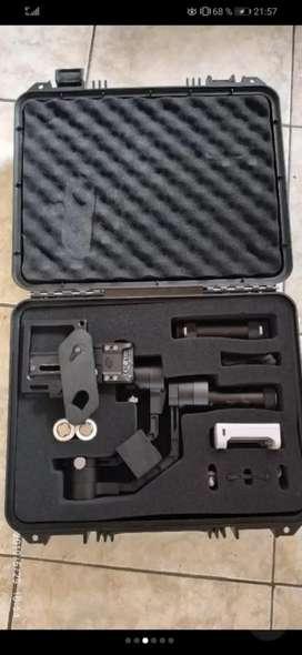 Estabilizador para cámaras profesionales