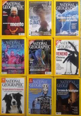 National Geographic Revistas