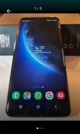 Samsung s9 64gb libre envió a correos o domicilio
