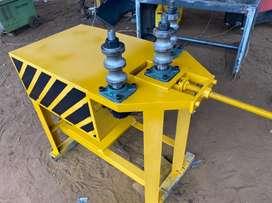 Dobladoras de tol, curvadoras de tubos desde 1/2 hasta 2  con transporte y garantía .