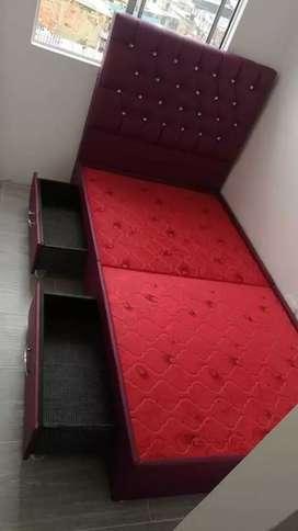 Aprovecha esta gran promocion base camas desde $130000 cabeceros desde $130.000