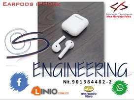 Earpods Iphone (Precio a Consultar)