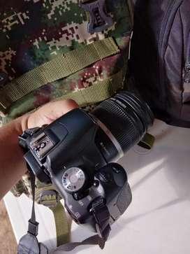 Cámara Canon EOS REBEL T1i