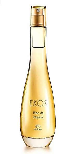 Perfume ekos Flor de Manhã eau de toilette 50ml Natura