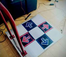 Panel In the groove, tapete Dance dance revolution itg ddr Pump it Up