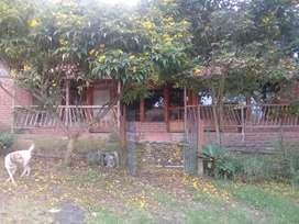 Rento hermosa casita de campo PUEMBO