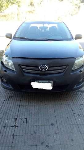 Vendo Toyota Corolla Xei 2010