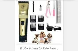 Kit cortadora de cabello