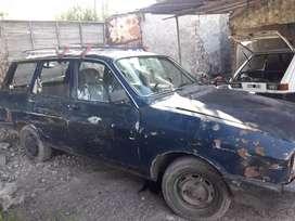 Se vende reno 12 brek a 45 mil o permutó por otro auto