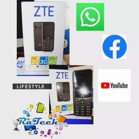 ZTE z2316 con WhatsApp, wifi, youtube