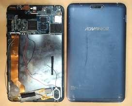 PANTALLA LCD, PLACA ( TARJETA ) DE TABLET ADVANCE AT-A17V SP7056 - REPUESTOS