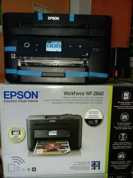 Impresora Epson wf 2860