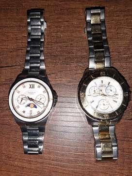 Reloj Casio Sheen y reloj Invicta