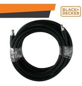 Mangueras De Alta Presión 5m para Hidrolavadoras Black + Decker