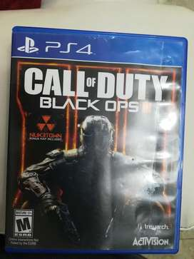 CALL OF DUTY - BLACK OPS -PS4