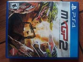 Videojuego MX GP 2 the oficial motocross videogame ps4