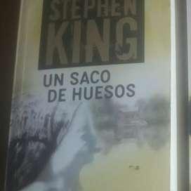Libro de shephen king