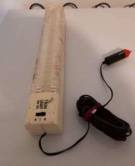 LAMPARA CAMPING 12 VOLTS