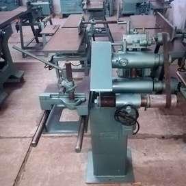 ESPIGADORA JULCE (máquina carpintería fábrica mueble escopladora escoplo tupí)