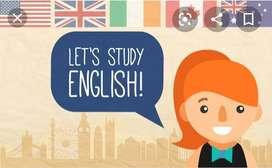 Clases Particulares y de Apoyo en el area de Ingles via online.
