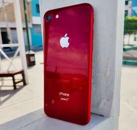 iPhone 8 (semi nuevo)