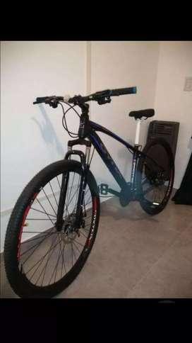 PERMUVENDO Bicicleta Gyda rod 29