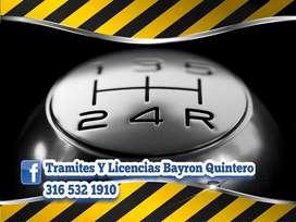 Licencia B1 Escuela de conduccion en Cali Jamundi
