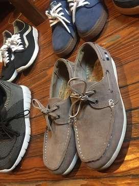 Zapatillas reebook , nike , H&M