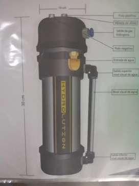 Vendo reactores para ahorrar combustible