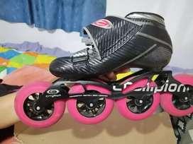 Se venden lindos patines profesionales