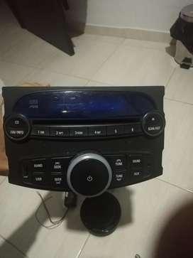 Radio Spark Gt Excelente Estado