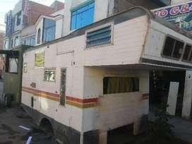 Vendo Casa Remolque Rodante
