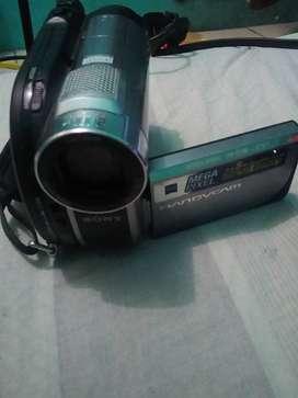 Camara De Video Sony Handycam Dcr-dvd308