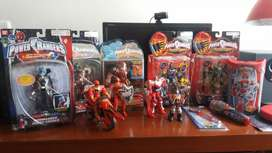 Colección Power Rangers